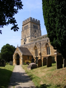 photo - old church - earls-barton-church-1427692-m