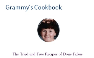 Grammys Cookbook