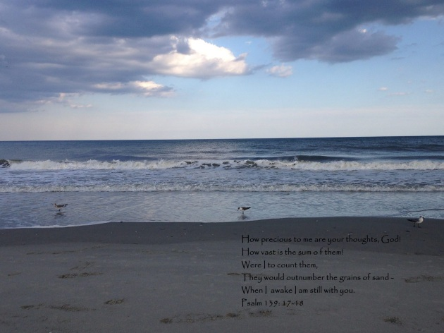 Atlantic 3 psalm 139